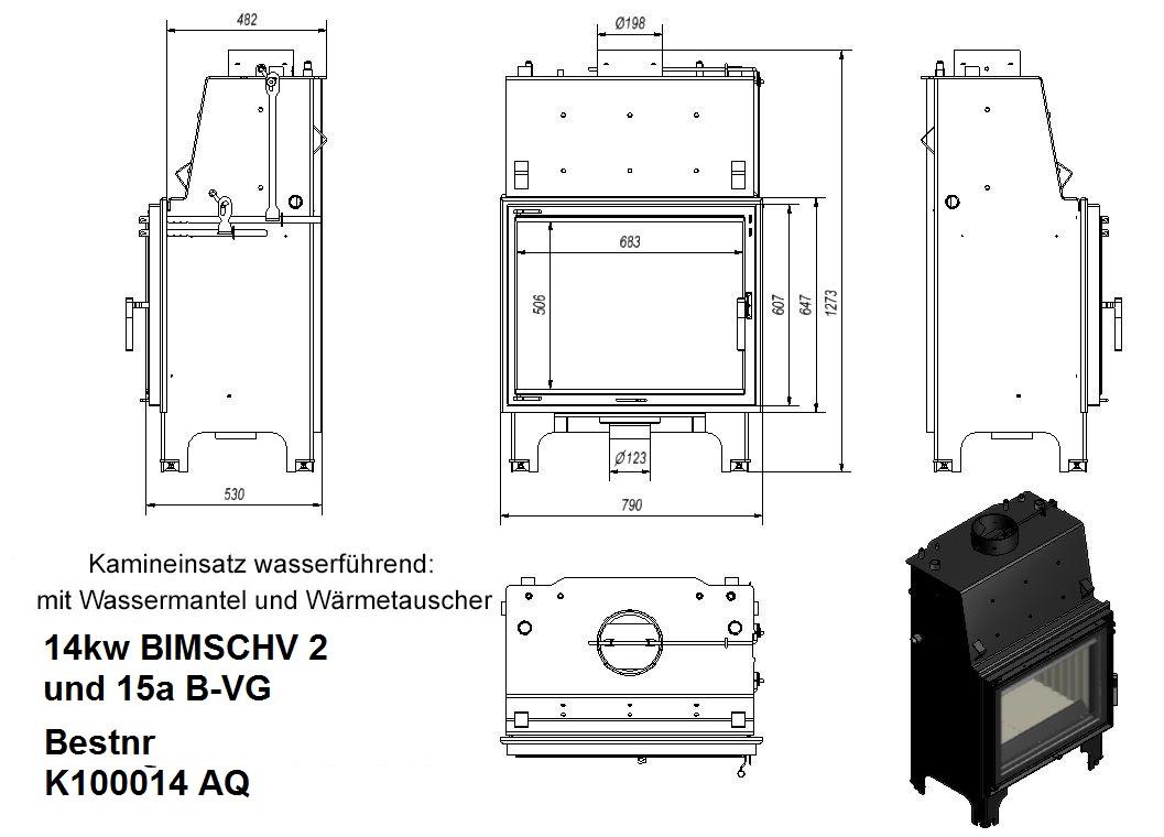 kamin 14kw eco aq wasserf hrend bimschv 2 15a b vg sterreich schweiz. Black Bedroom Furniture Sets. Home Design Ideas