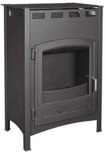 15kw standofen mit wassertasche. Black Bedroom Furniture Sets. Home Design Ideas